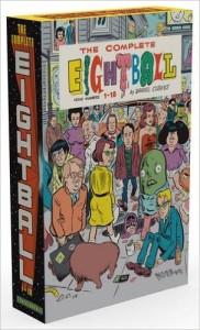 The Complete Eightball 1-18: Daniel Clowes: 9781606997574: Books – Amazon.ca