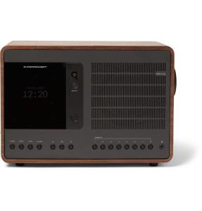 Revo – SuperConnect Walnut and Aluminium WiFi/DAB/DAB+/FM Table Radio|MR PORTER