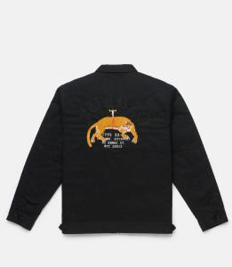 FUERZA JACKET – BLACK   10.Deep® Clothing