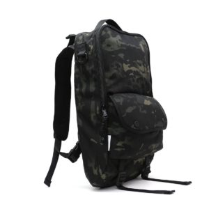 Bookpack – Black Camo – DSPTCH – backpack