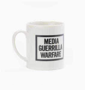 FPAR Warfare Mug | White | Home | 161FP-AC06E-WHT | Caliroots