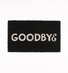 goodbye doormat | by Parra