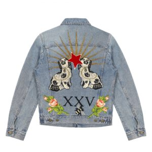 Gucci x DSM Exclusive Denim Jacket (Denim)