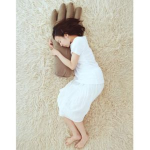 Giant Japanese Hand Pillow