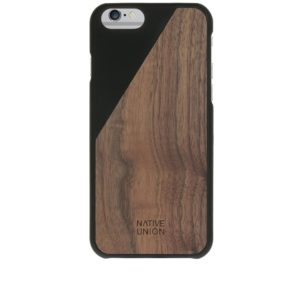 Native Union Wood Edition Clic iPhone 6 Case (Black)