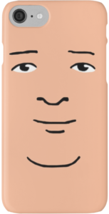"""Bobby Hill"" iPhone Cases & Skins by BRPlatinum 
