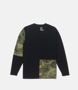 SURPLUS CAMO L/S – MULTI | 10.Deep® Clothing