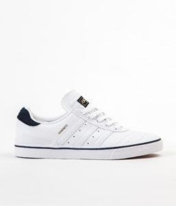 Adidas Busenitz Vulc Adv Shoes – White / Collegiate Navy                       | Flatspot