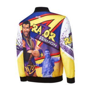 WWE Retro Razor Ramon Fanimation Jacket