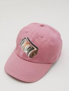 Bankroll Money Pink Hat