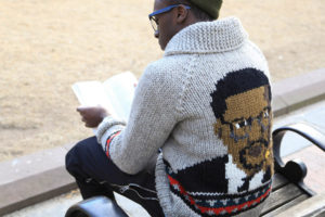 Malcolm X Sweater