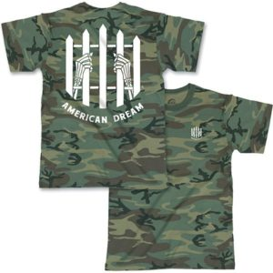 American Dream Camo Shirt