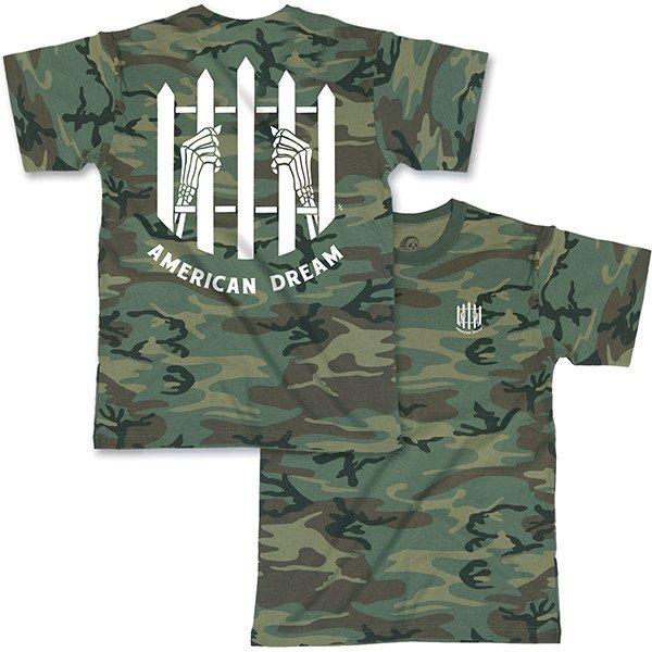American Dream Camo Shirt