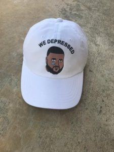 DJ Khaled Hat – We Depressed