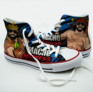 Macho Man Randy Savage Shoes