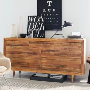 Alexa Reclaimed Wood 7-Drawer Dresser | west elm