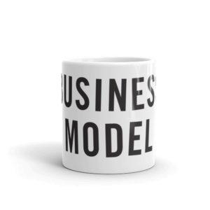 Business Model Mug – You always look good.