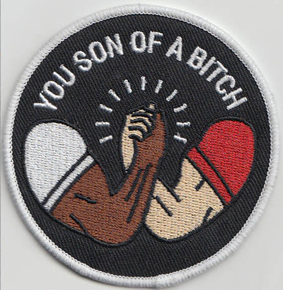 Son Of A Bitch patch