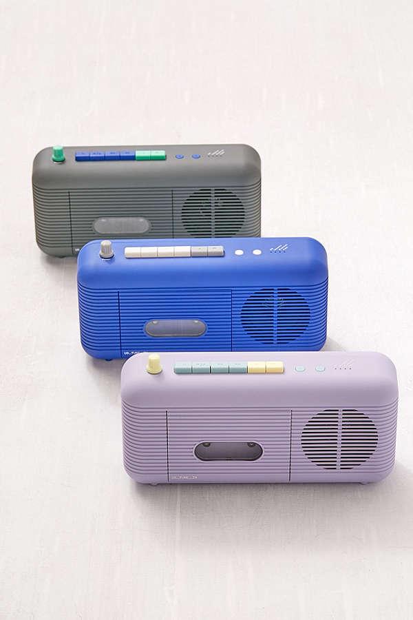 bluetooth cassette speaker