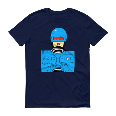 robocop tshirt