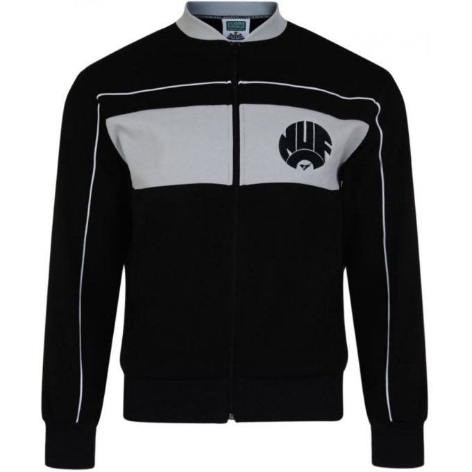 retro soccer jacket